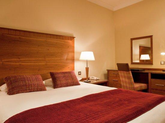 Clayton le Moors, UK: Guest Room