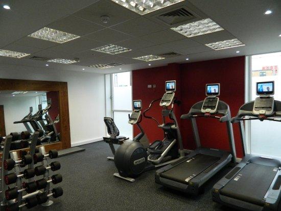 Hilton Garden Inn Glasgow City Centre: Fitness Center