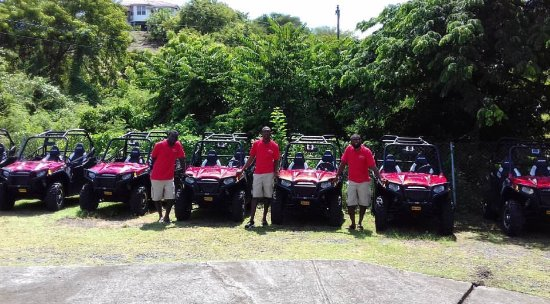 Saint George Parish, Grenada: Sun Hunters