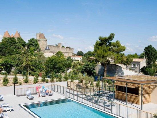 Mercure Carcassonne Porte de la Cite: Exterior