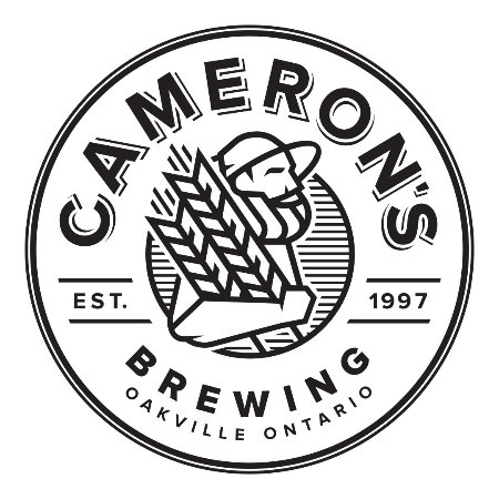 Oakville, Canada: Cameron's new logo