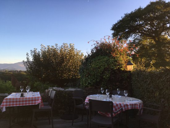 Ahetze, Francia: ambiance romantique