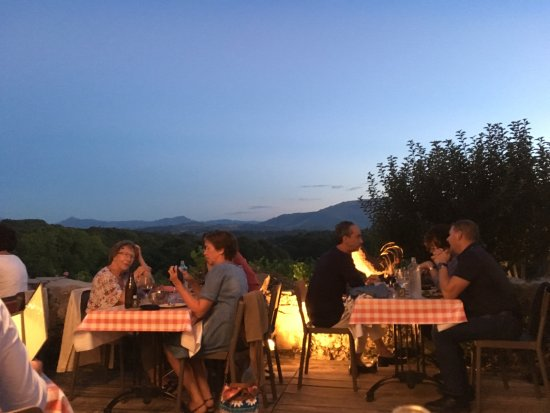 Ahetze, Francia: romantisme