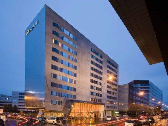 Novotel Suites Lille Europe hotel
