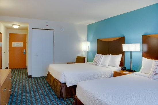 Fairfield Inn & Suites Melbourne Palm Bay/Viera Resmi
