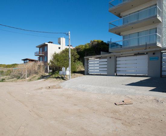 Parada 47 apart de playa desde s 450 villa gesell for Apartahoteles familiares playa