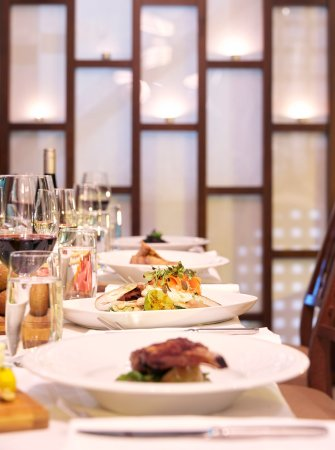 Coogee, Australia: Fine dining in Bluesalt Restaurant