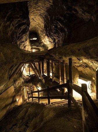 Mines de Sel - Bex