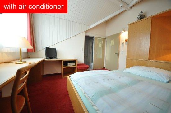 Horw, Zwitserland: Single room standard
