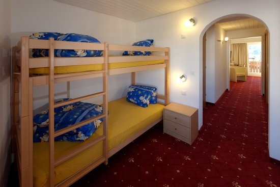 Graechen, Switzerland: Familyroom