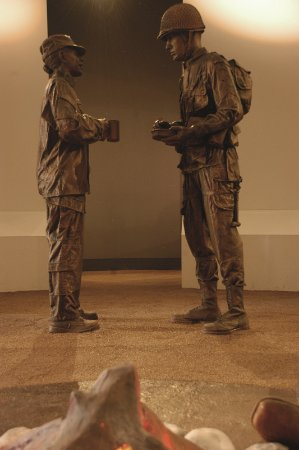Kenosha, WI: Veterans Gallery