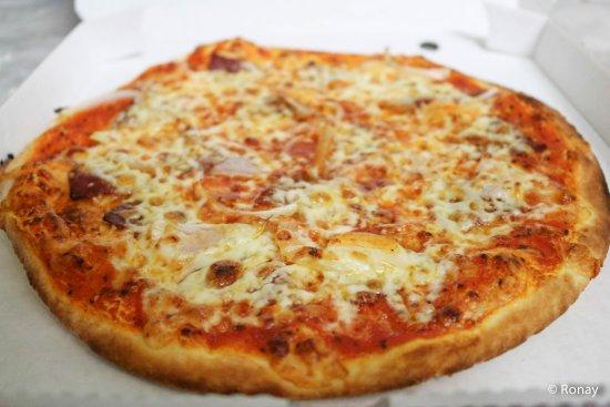 pizza sucuk foto van pizza time aachen aken tripadvisor. Black Bedroom Furniture Sets. Home Design Ideas