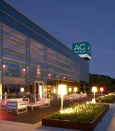 AC Hotel Palau de Bellavista: Terrace