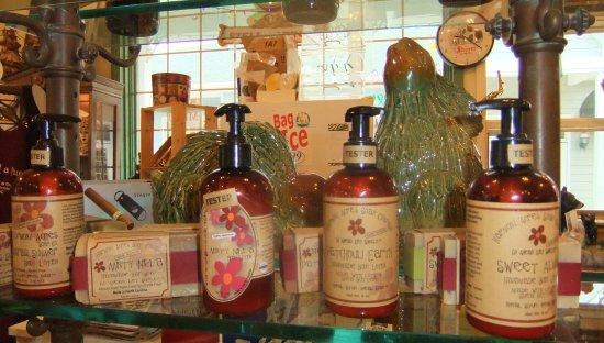 Banner Elk, Carolina del Norte: Soaps and Lotions from NC's Harmony Acres
