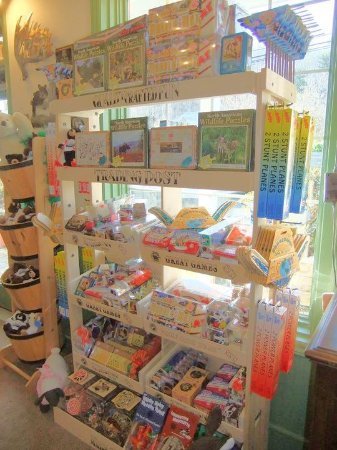 Banner Elk, NC: American-made Toys from Channel Craft