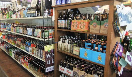 Banner Elk, NC: Mix Your Own Six-Pack of Beer from a Selection of over 200 Craft Beers (or just buy one!)