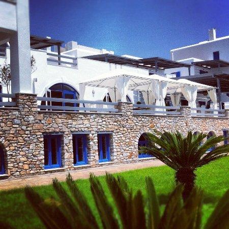 Paros Agnanti Resort : Exterior