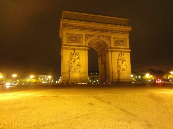 arco do triunfo paris picture of arc de triomphe paris tripadvisor. Black Bedroom Furniture Sets. Home Design Ideas