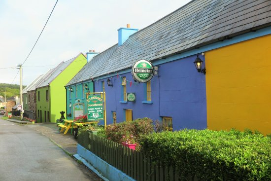 Cloghane, Ireland: Street view