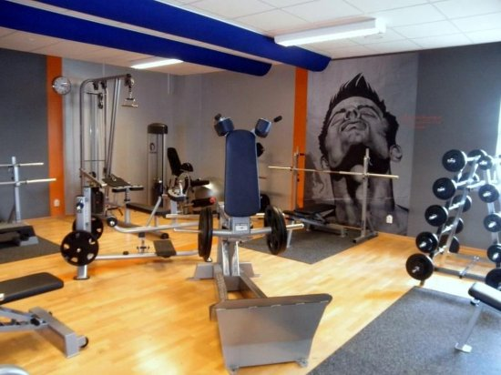 Ängelholm, Suecia: Gym/Fitness