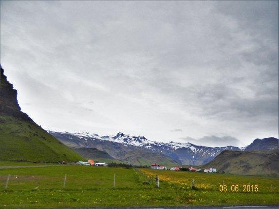 Hvolsvollur, Islandia: Beautiful view