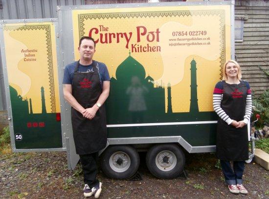 Braunton, UK : The curry pot kitchen ~ Authentic Indian Cuisine