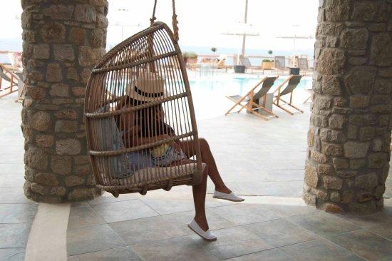 羅卡貝拉米克諾斯藝術溫泉酒店照片