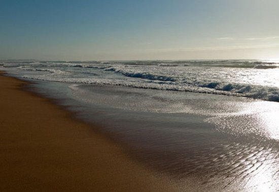 Illovo Beach, Sudáfrica: Karridene Beach