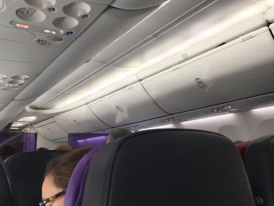 Virgin Australia: 737 800 With Boeing Sky Interior