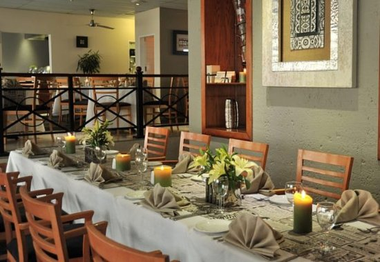 Midrand, Sudáfrica: Restaurant – Dining Area