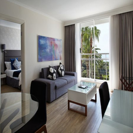 Bantry Bay, Südafrika: 1 Bedroom Apartment Sea Facing