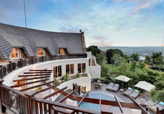 Magaliesburg, Sudáfrica: Mount Grace Spa - Outdoor Pool