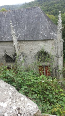 Le Faouët, Francia: What a lovely location