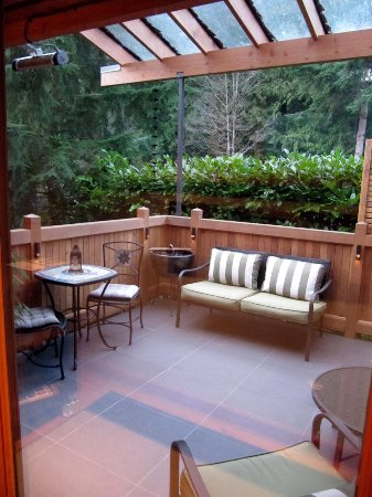 Roberts Creek, Kanada: Tall Cedars Suite