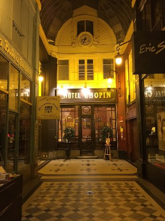 Hotel Chopin صورة فوتوغرافية