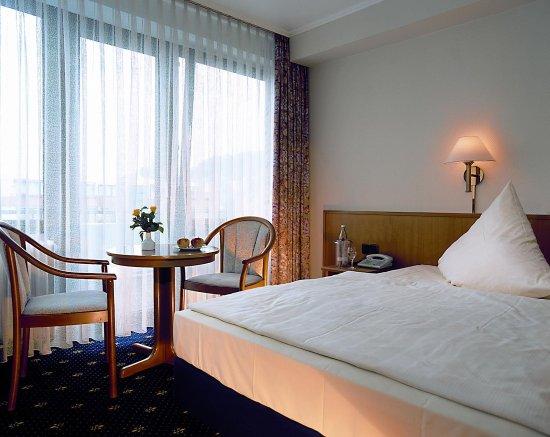 Bad Nenndorf, Tyskland: Single Room