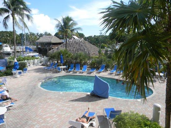 Courtyard Key Largo Foto