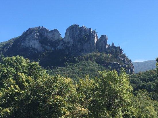 Seneca Rocks 사진