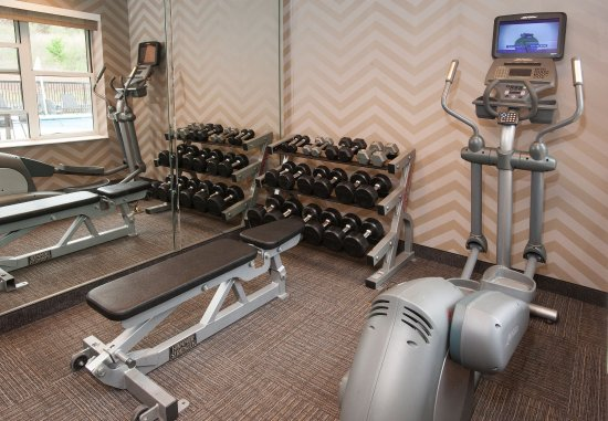 Hoover, AL: Fitness Center - Free Weights