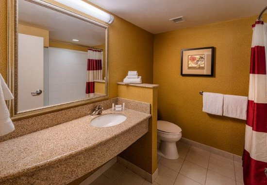 Carson City, NV: Guest Room Bathroom