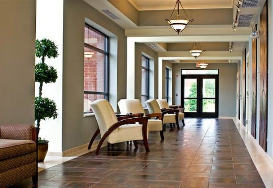 Statesboro, GA: Conference Center Pre-Function Space