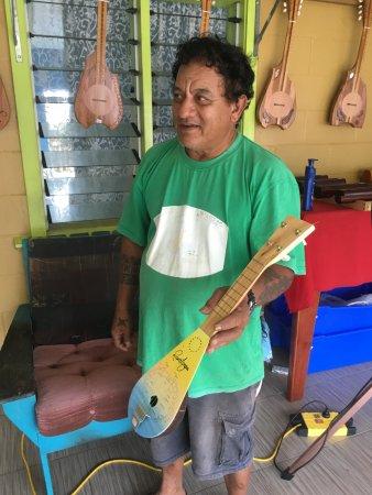 Arorangi, Islas Cook: uke tour