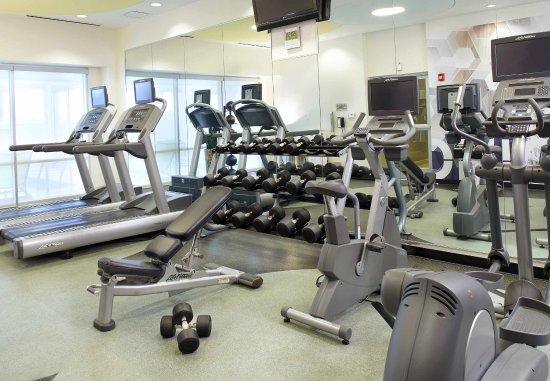 Waukegan, IL: Fitness Center