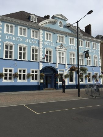 A delightful stay at The Duke's Head