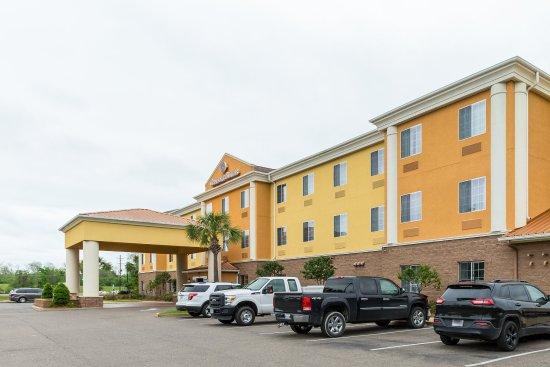 Comfort Suites Alexandria: Exterior