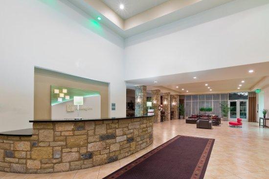 Temple, TX: Hotel Lobby