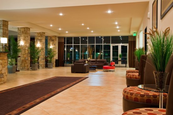 Temple, TX: Our inviting Hotel Lobby