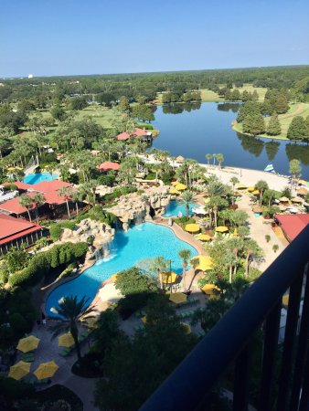 Hyatt Regency Grand Cypress: Nice