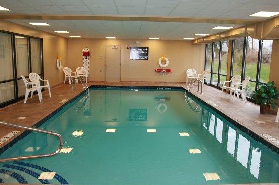 Sayre, PA: Indoor Pool