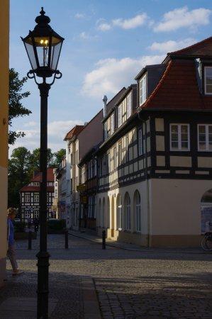 Altstadt Spandau: Переулки Шпандау